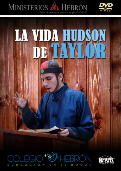 La vida de Hudson Taylor-0