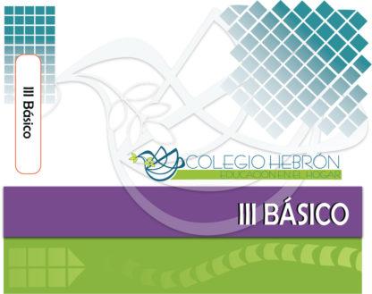 IIIB - Paquete: textos y DVDs (Meses 8-10) Color-0