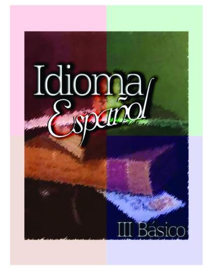 IIIB - Idioma Completo Color-0