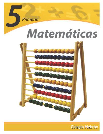 5P - Matemática Meses 8-10 Color-0